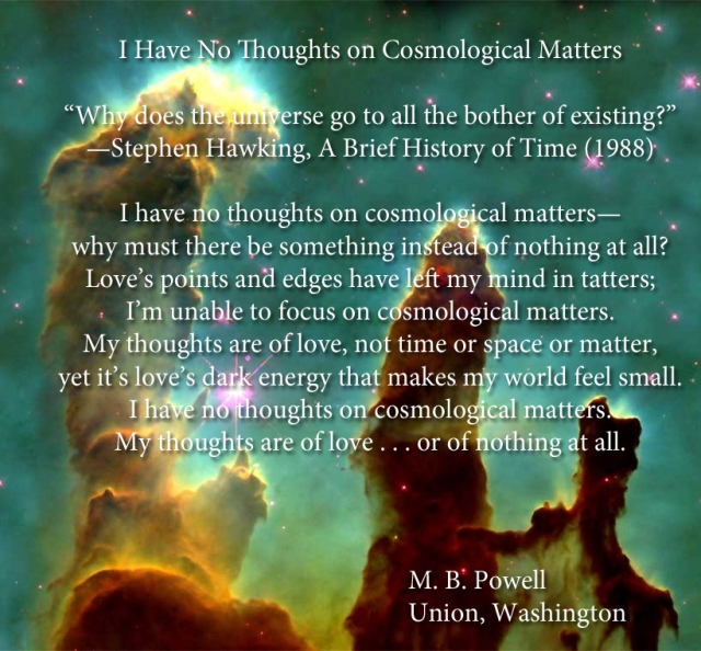 CosmologicalMatters